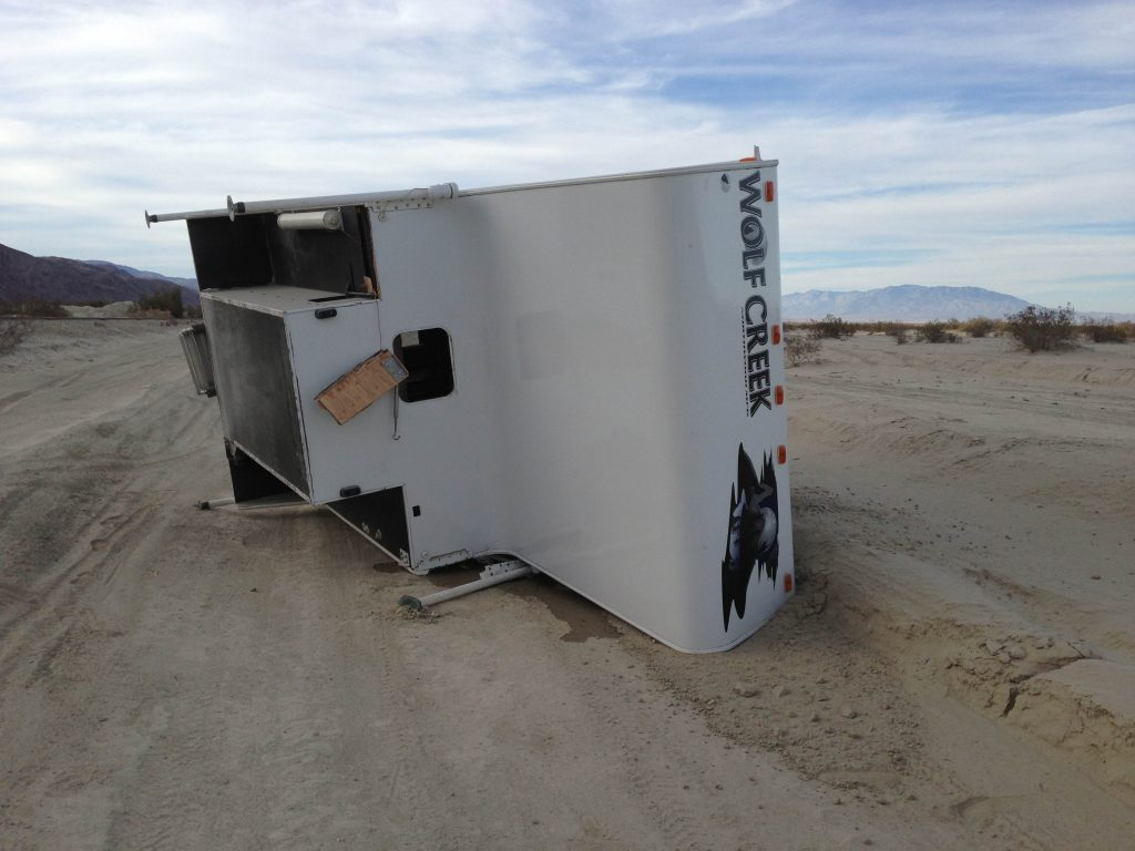 A Question about the Wolf Creek Anchor System   Truck ...