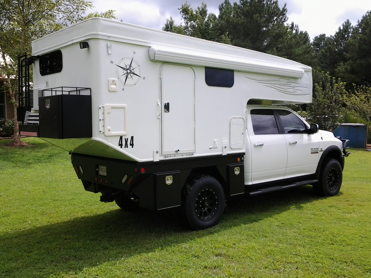 Phoenix Flatbed Popup Truck Camper   Overland Expedition. Building a Great Overland Expedition Truck Camper Rig   Truck