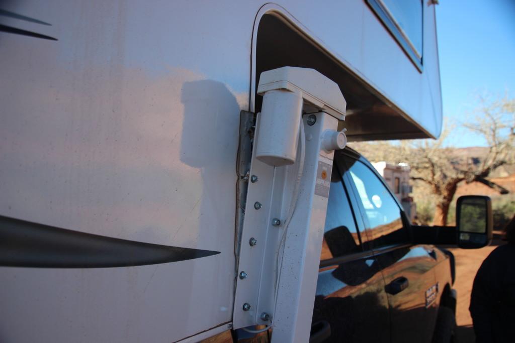 Canyonlands White Rim Trail - Jack Damage - Truck Camper Adventure