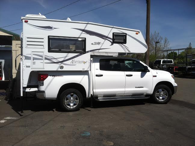 the top 5 truck campers for half ton trucks truck camper autos post. Black Bedroom Furniture Sets. Home Design Ideas
