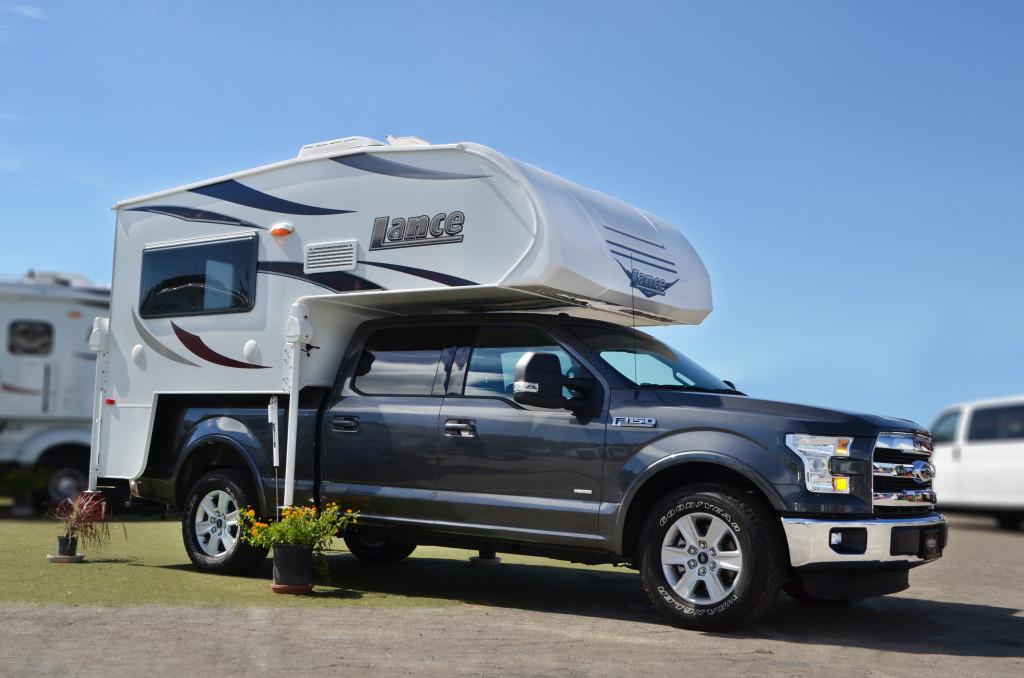 Lance 650 Truck Camper - Half-ton pickup truck - Truck Camper Adventure