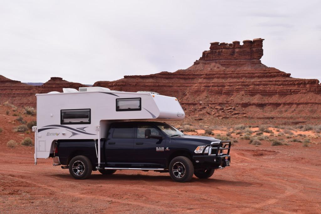 Northstar Laredo SC Truck Camper - Truck Camper Adventure