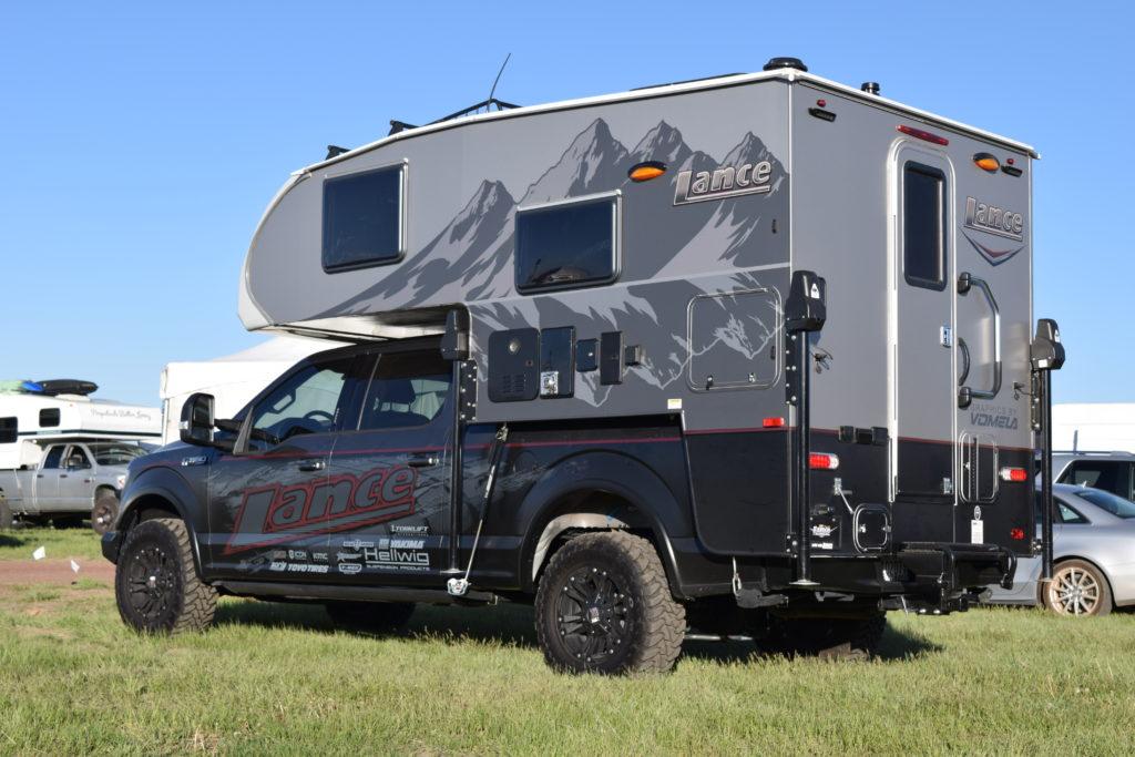 Lance 650 Overland Adventure Rig - Truck Camper Adventure