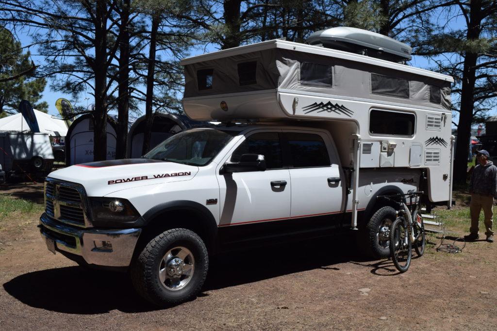 Hallmark Ute Pop-up - Truck Camper Adventure