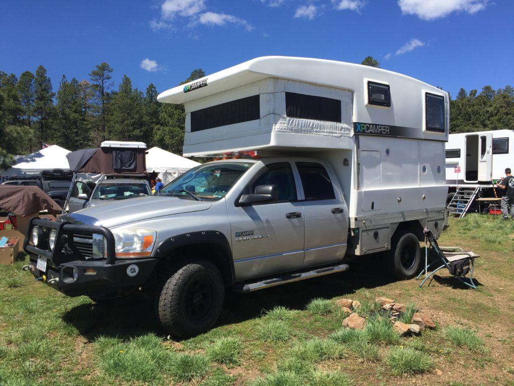 XP Campers - Truck Camper Adventure