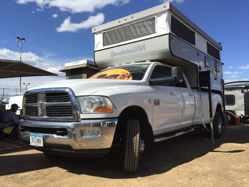 BundutecUSA Pop Up - Truck Camper Adventure