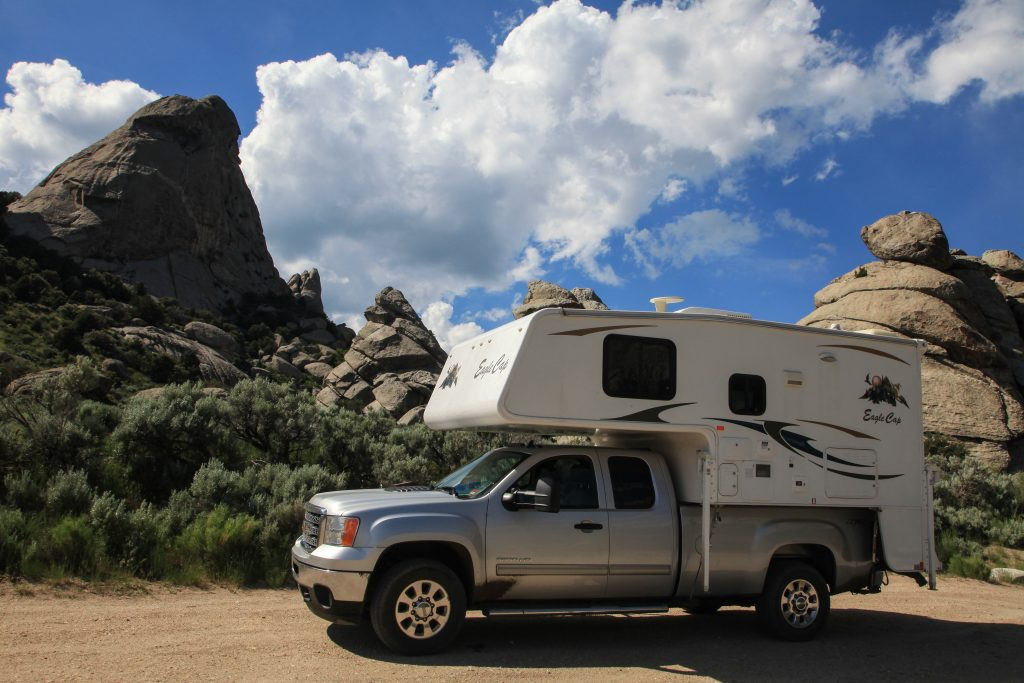Twin Sisters - Lewis2 - Truck Camper Adventure
