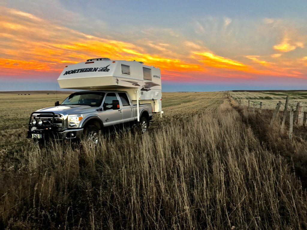 rayner1 - Truck Camper Adventure