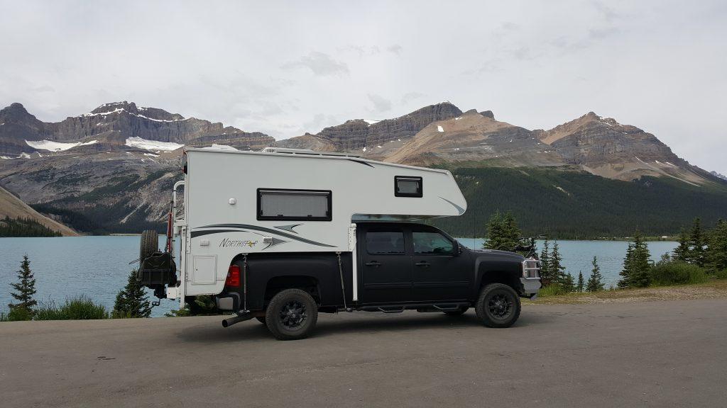 murdoch_crowfoot-glacier - Truck Camper Adventure