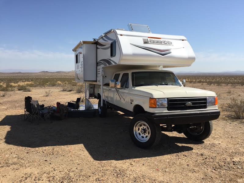 poole1 - Truck Camper Adventure
