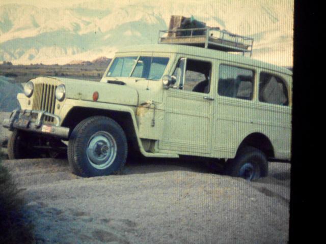 Willys 1949 Jeep - Jeff Reynolds - Truck Camper Adventure